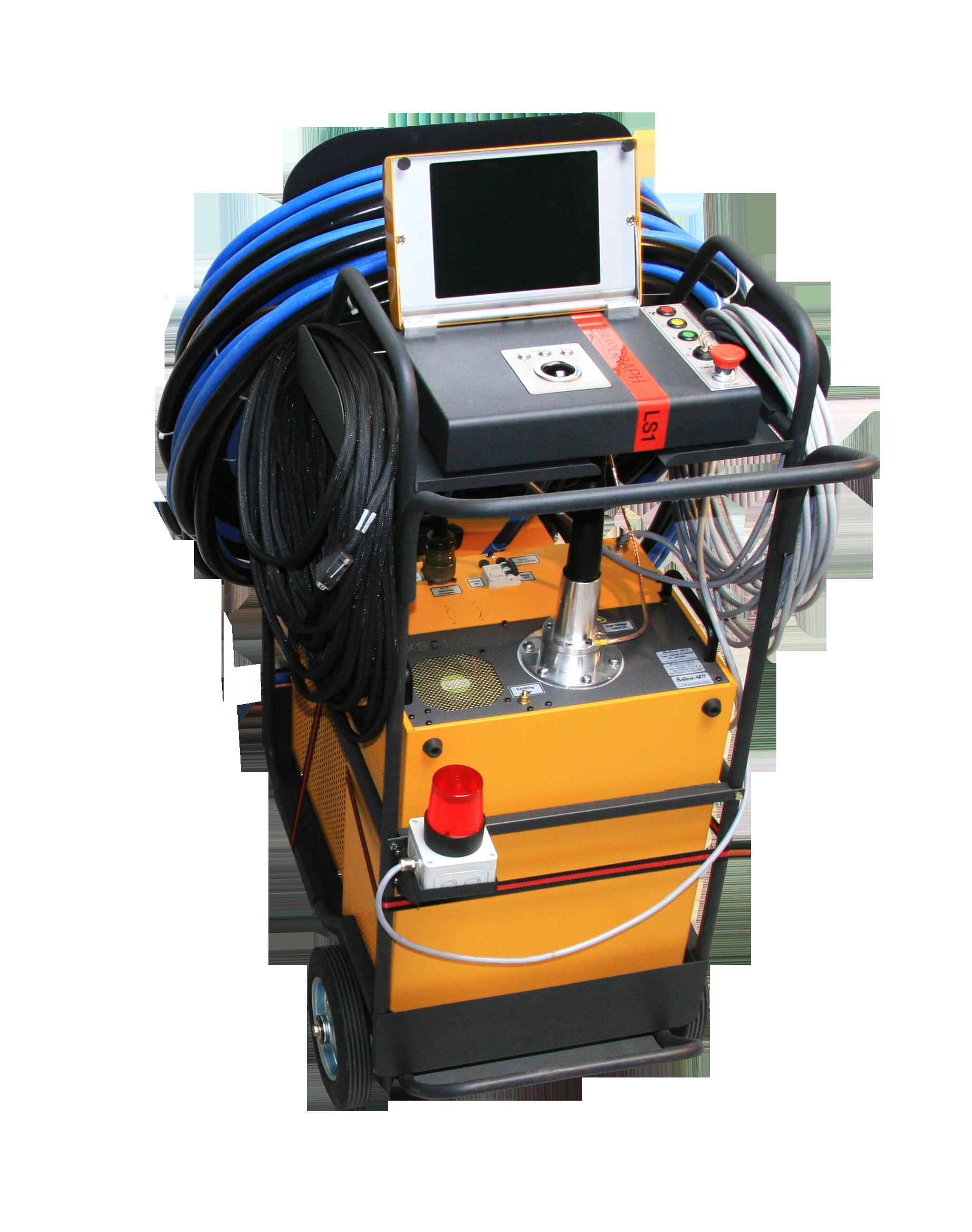 Stationary X-ray Generators